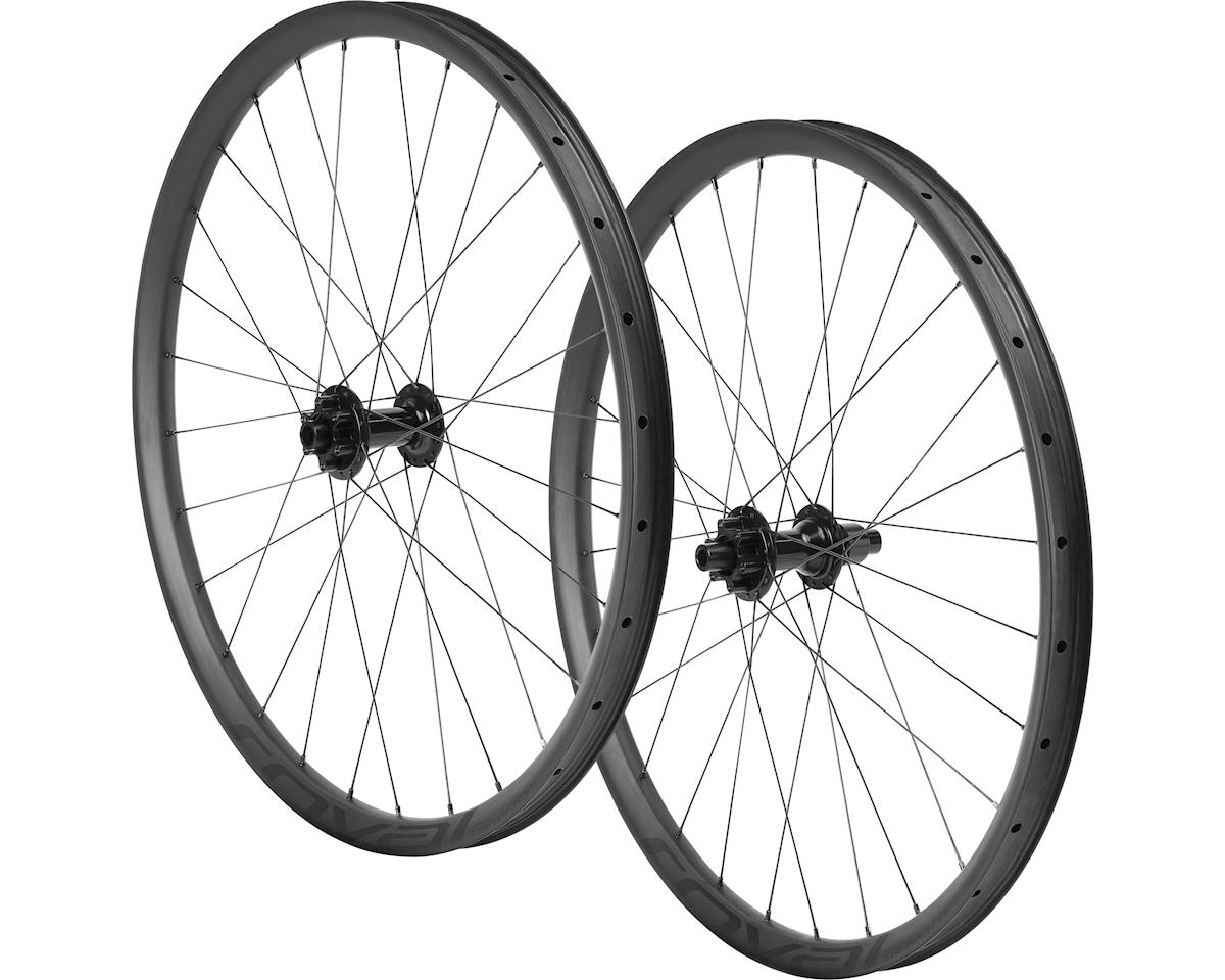 "Specialized Roval Traverse 27.5"" Carbon Wheelset (Boost) (Carbon/Black) (XD)"