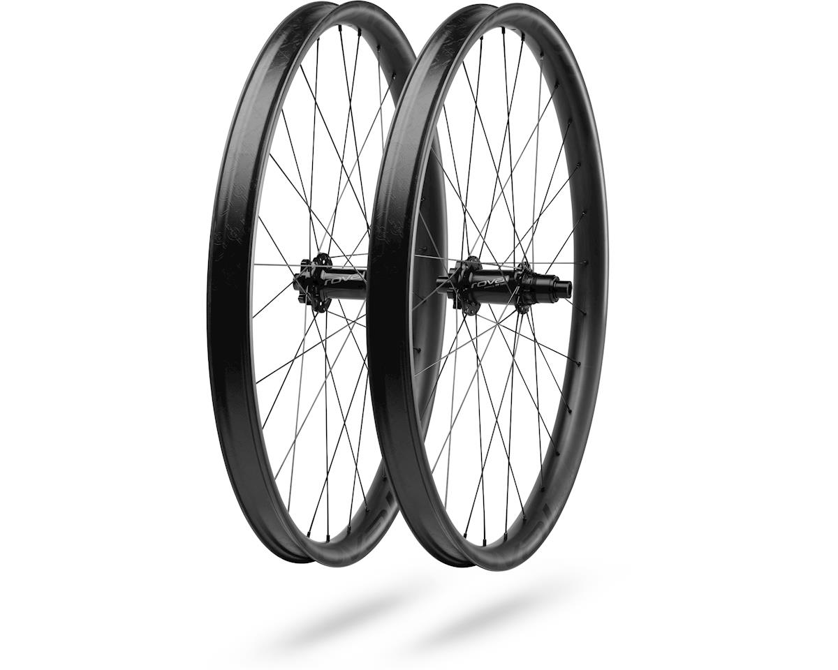 "Specialized Roval Traverse SL Fattie 27.5"" Carbon Wheelset (Black) (38mm Width)"