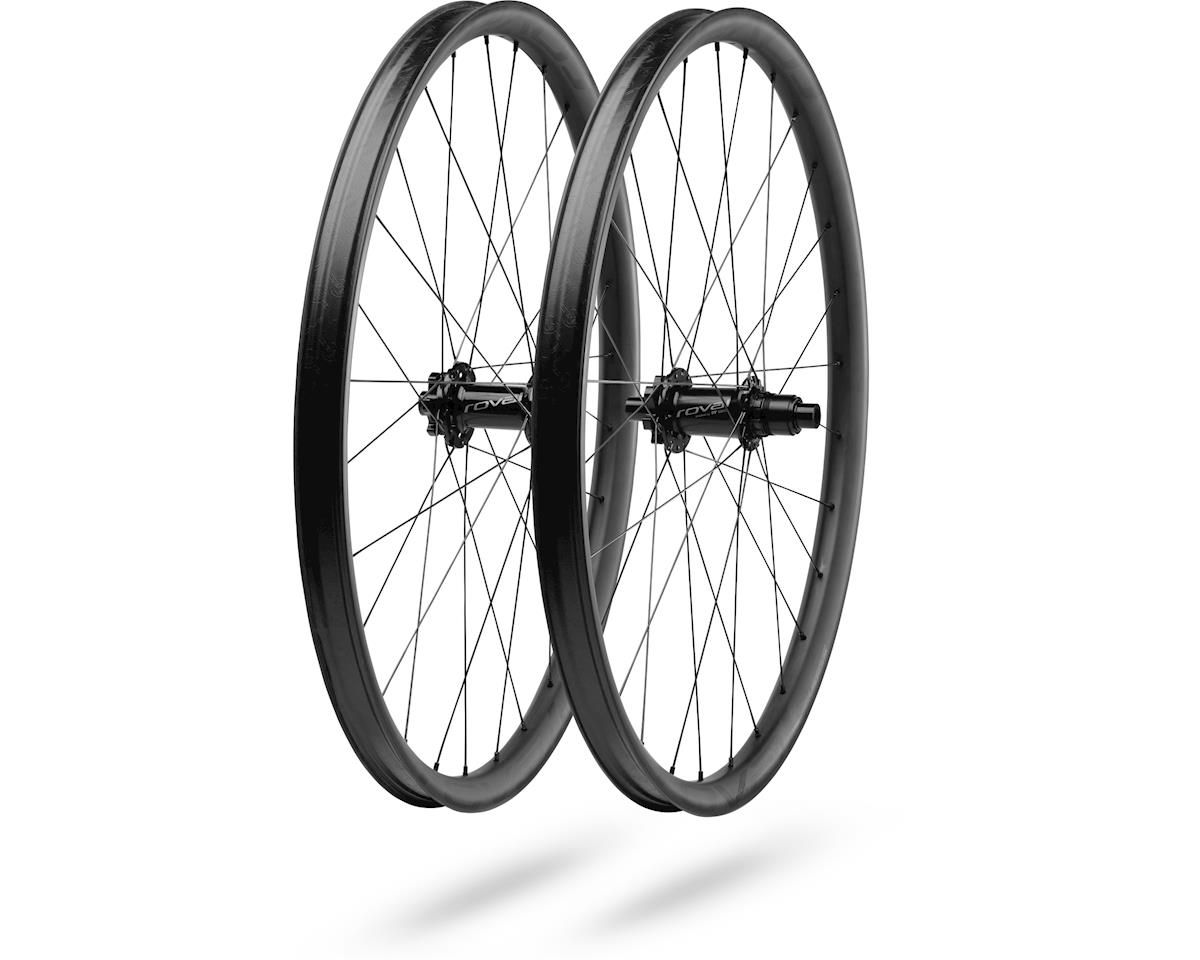 "Specialized Roval Traverse SL Fattie 27.5"" Carbon Wheelset (Black) (30mm Width)"