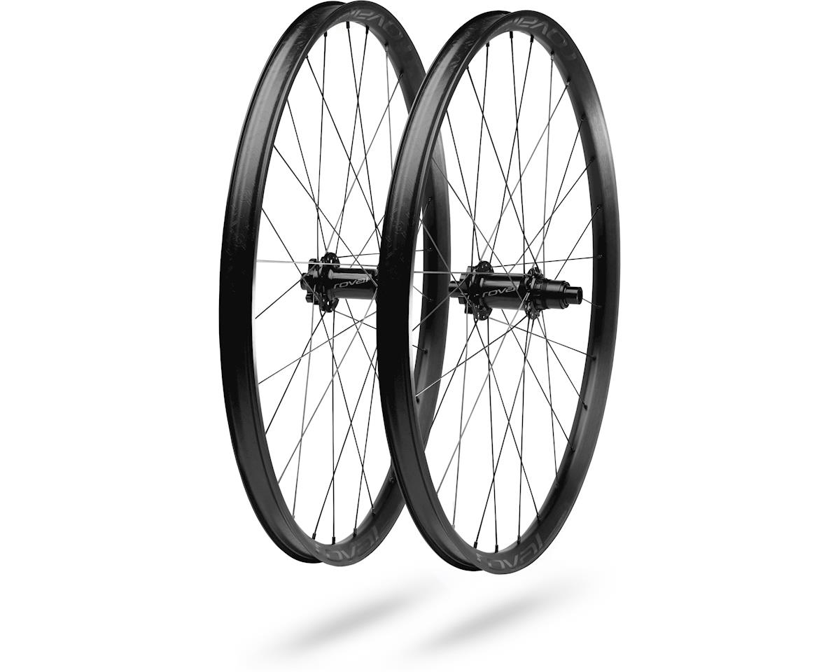 "Specialized Roval Traverse Fattie 27.5"" Alloy Wheelset (Black/Charcoal)"