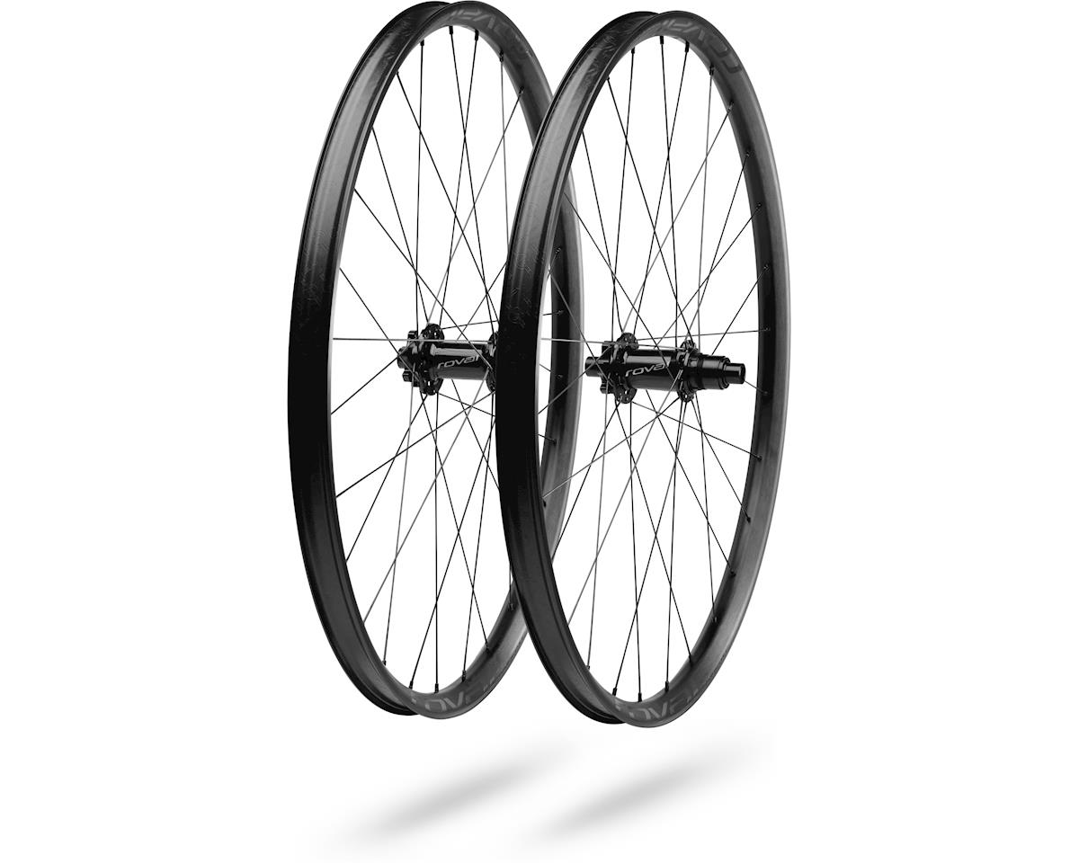 "Specialized Roval Traverse Fattie 29"" Alloy Wheelset (Black/Charcoal)"