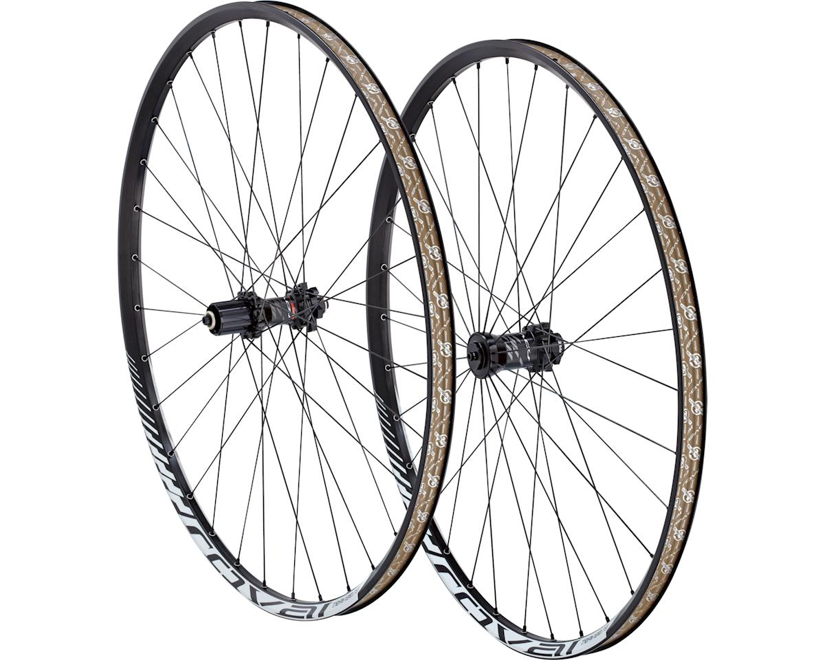 Specialized Roval Traverse Fattie 29 142+ (Brushed Black Ano/White Decal) (29)