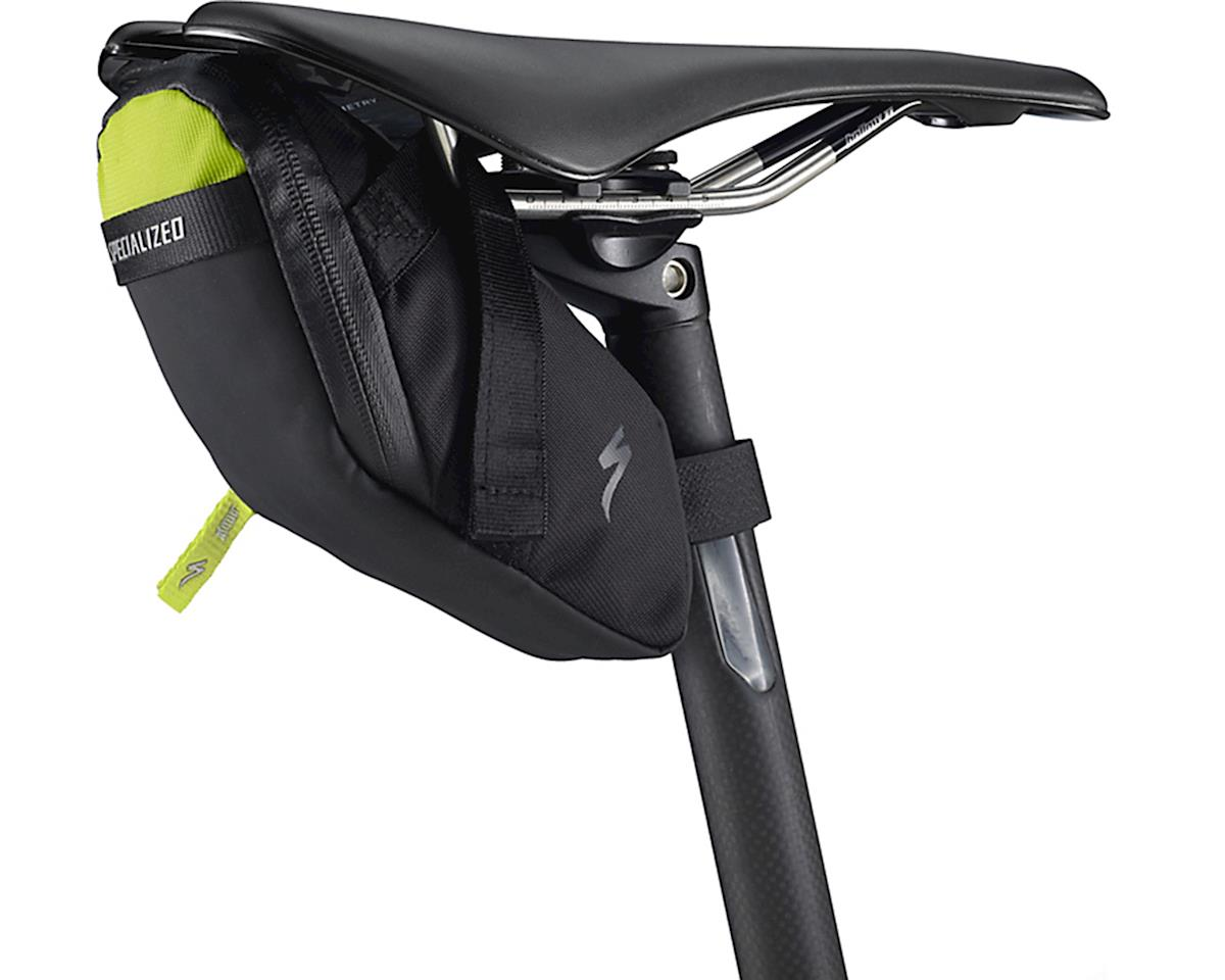 Specialized Mini Wedgie Seat Bag (Black/Hyper Green)
