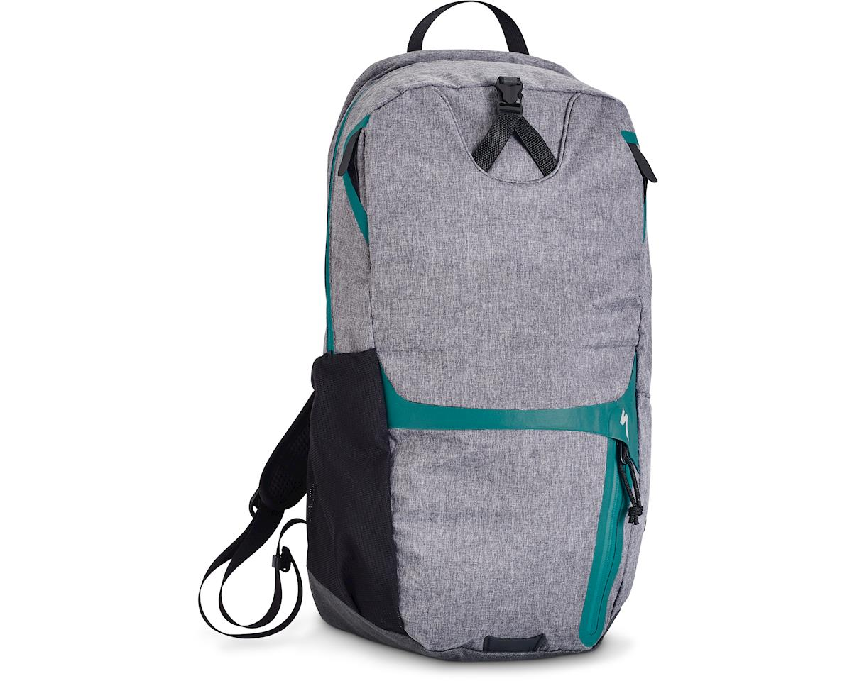 Specialized Women's Base Miles Featherweight Backpack (Heather Grey/Turquoise) (One Size)