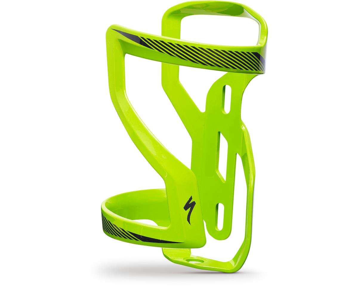 Specialized Zee Cage II - Left (Hyper Green/Black) (One Size)