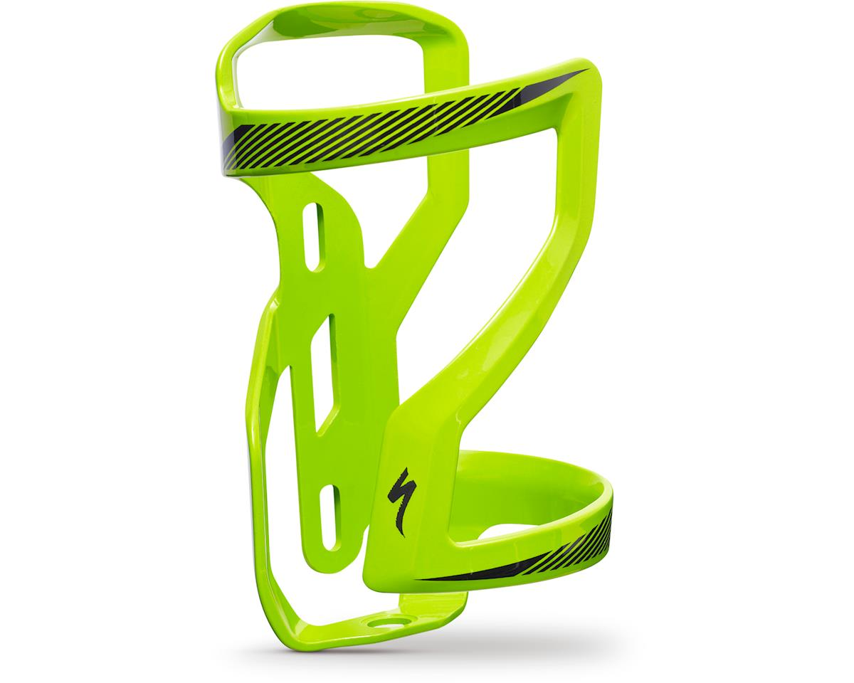 Specialized Zee Cage II - Right (Hyper Green/Black) (One Size)