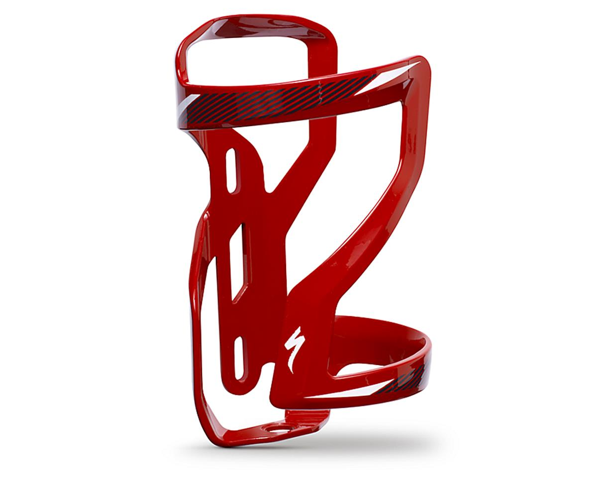 Specialized Zee Cage II Right Side Loading (Red/Black/White)