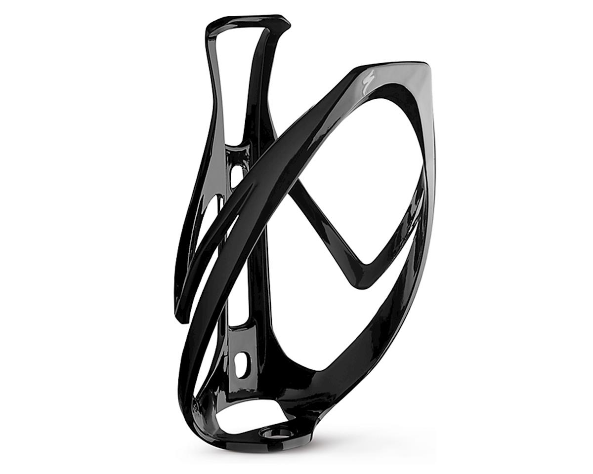Specialized Rib Cage II Water Bottle Cage (Black)