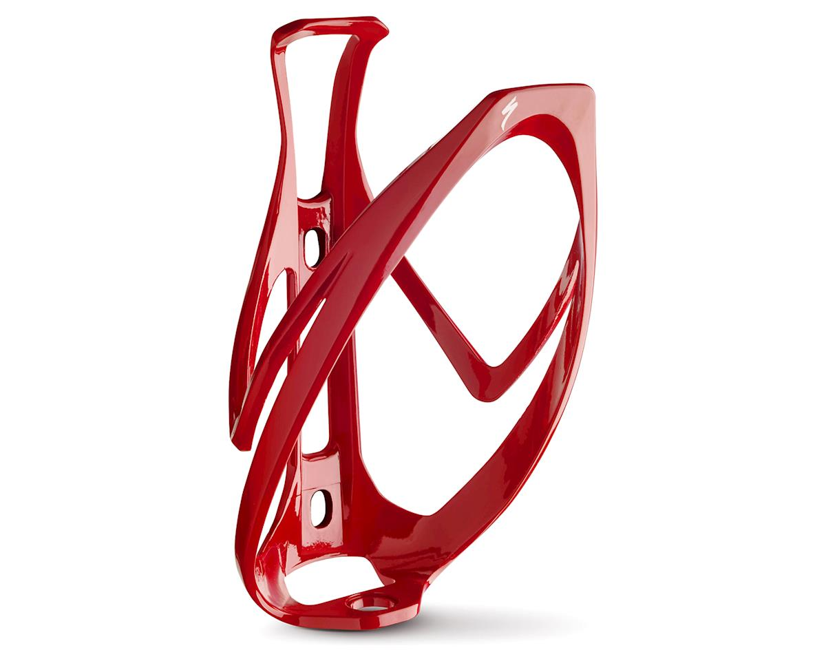 Specialized Rib Cage II Water Bottle Cage (Red)