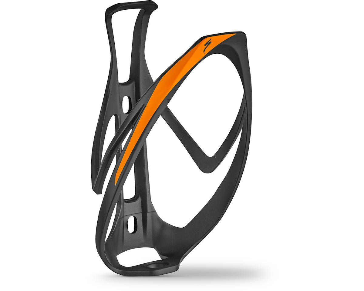 Specialized Rib Cage II (Black/Gallardo Orange) (One Size)
