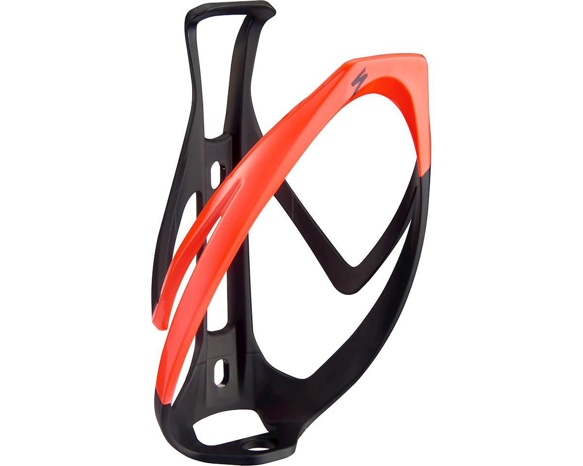 Specialized Rib Cage II Bottle Cage (Matte Black/Rocket Red)