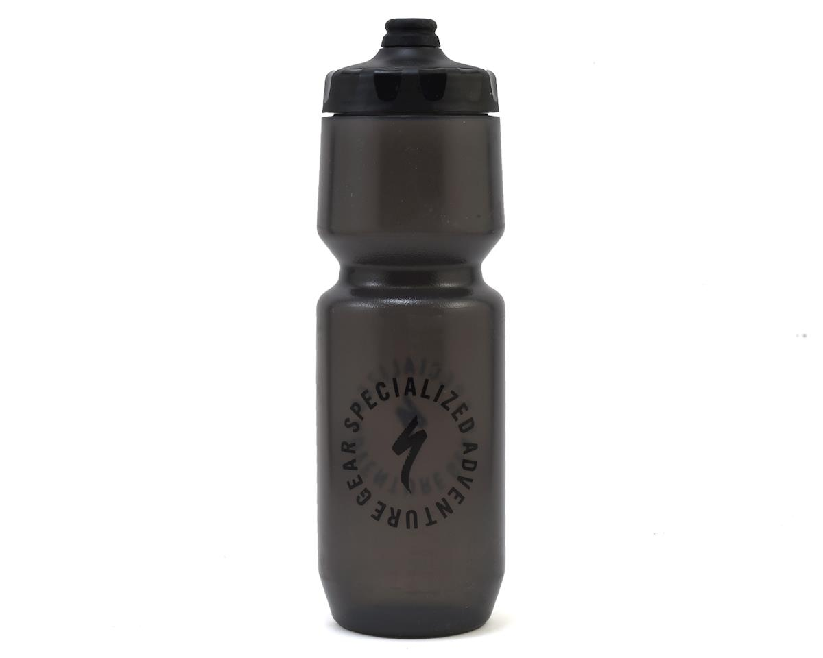 Specialized Purist Fixy Water Bottle (Trans Black/Black) (26oz)