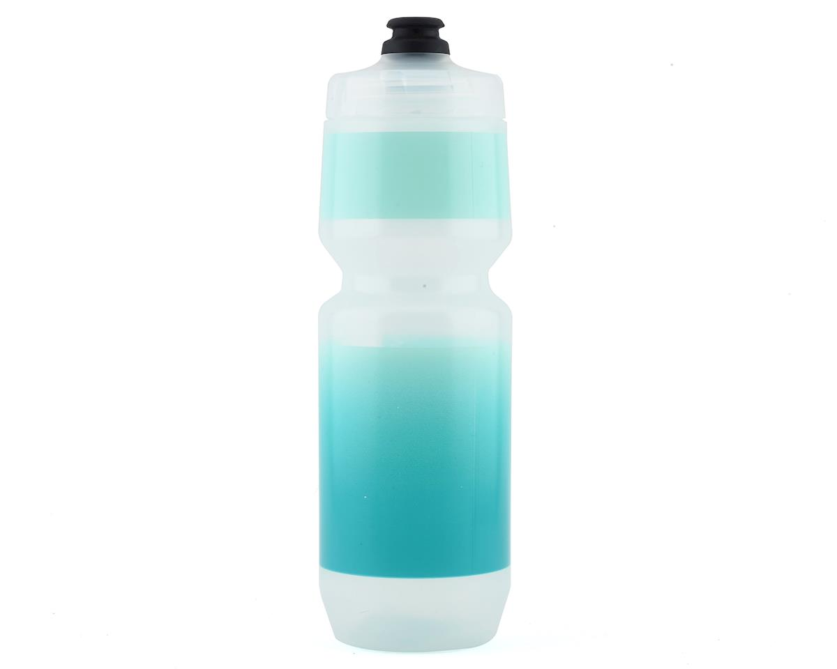 Specialized Purist MoFlo Water Bottle (Translucent/Teal Gravity) (26oz)