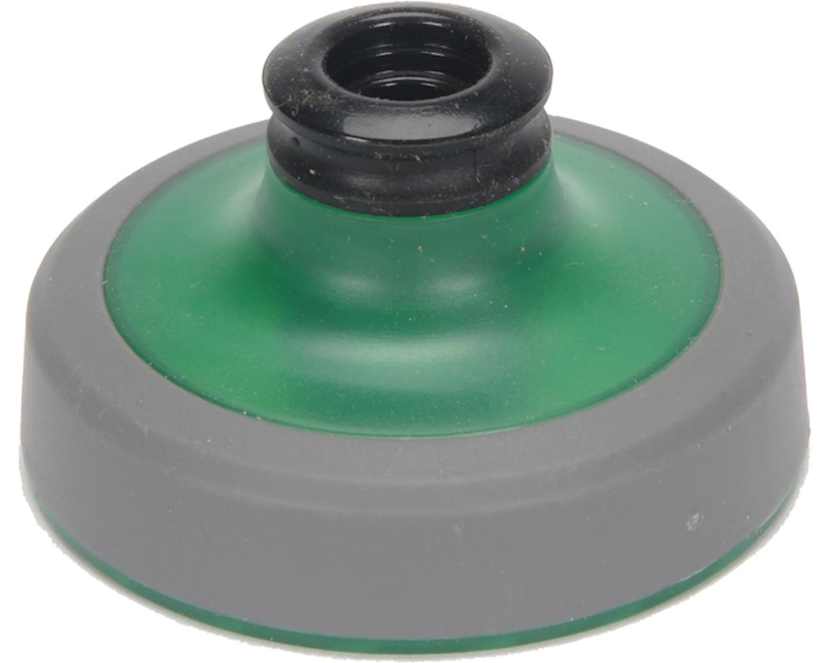 Specialized WaterGate Water Bottle Cap (Translucent Green w/Grey Overmold) (One Size)