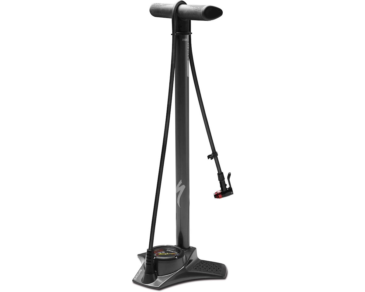 Specialized Air Tool Expert Floor Pump (Charcoal) (One Size)