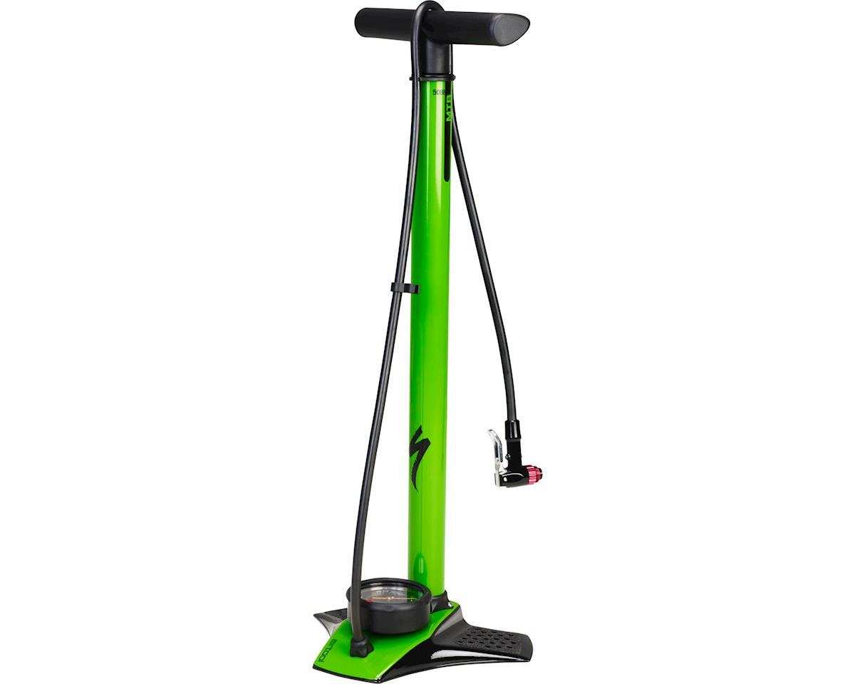 Specialized Air Tool MTB/CX Floor Pump (Green)