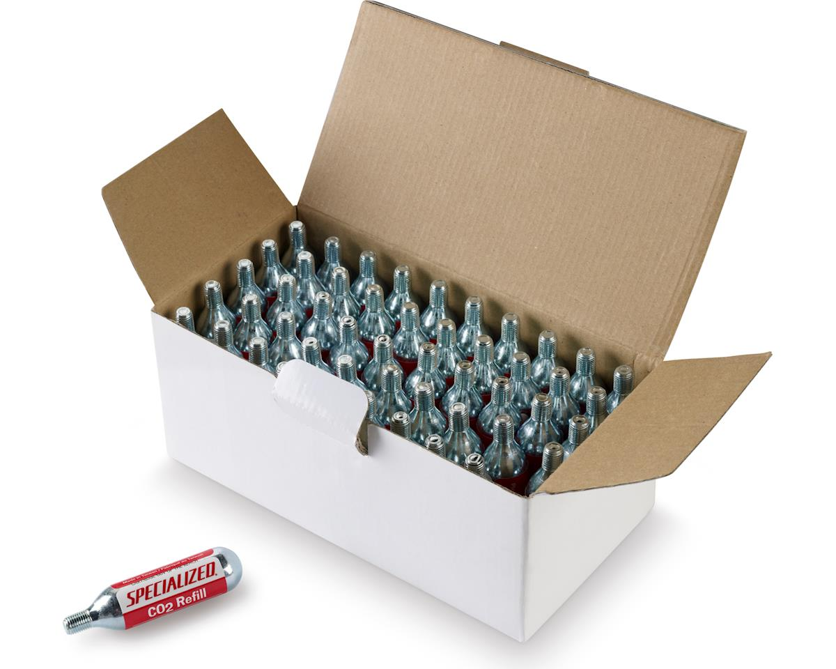 Specialized 16g CO2 Canister (50 PACK) (50 Pack)
