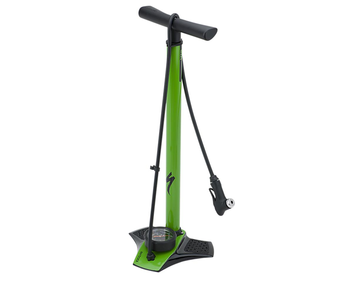 Specialized Air Tool MTB/CX Floor Pump (Green)