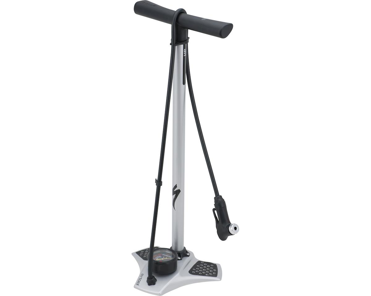 Specialized Air Tool HP Floor Pump (Silver) (One Size)