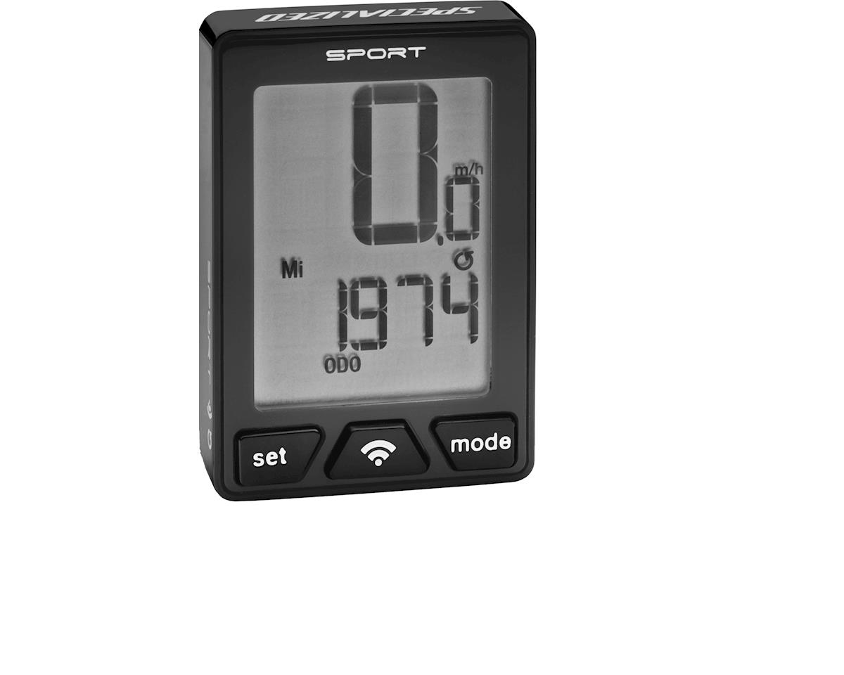 Specialized SpeedZone Sport Double Wireless ANT+ (Black)