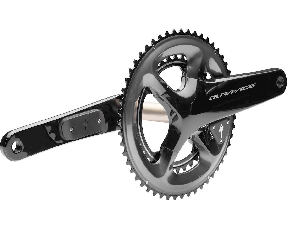 Specialized Dura-Ace Dual-Sided Power Cranks (Black)