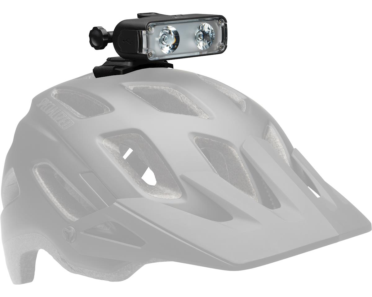 Specialized Flux 900/1200 Headlight Helmet Mount (Black) (One Size)