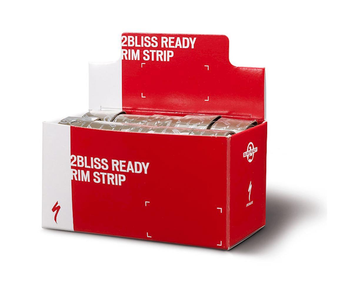 """Specialized 27.5"""" Rim Strip (27.5"""" x 25mm) (Box of 20) (Black)"""