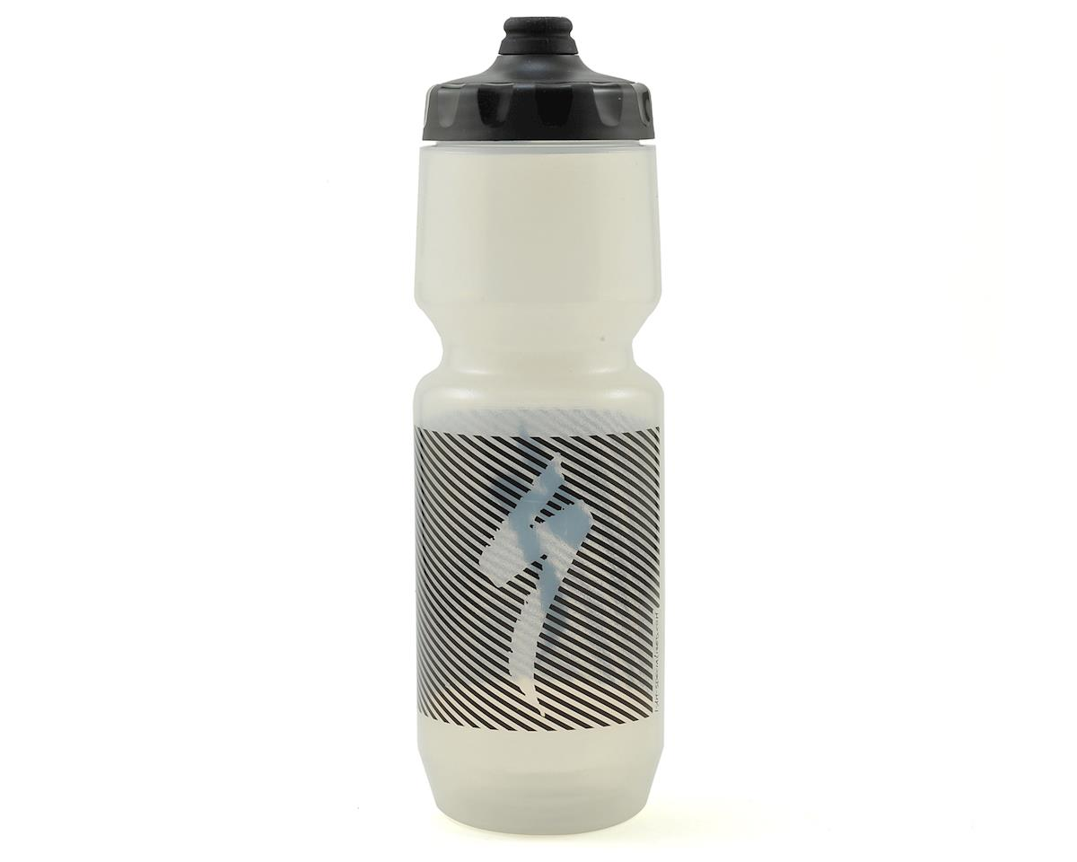 Specialized Purist Fixy Water Bottle (26oz) (Translucent)