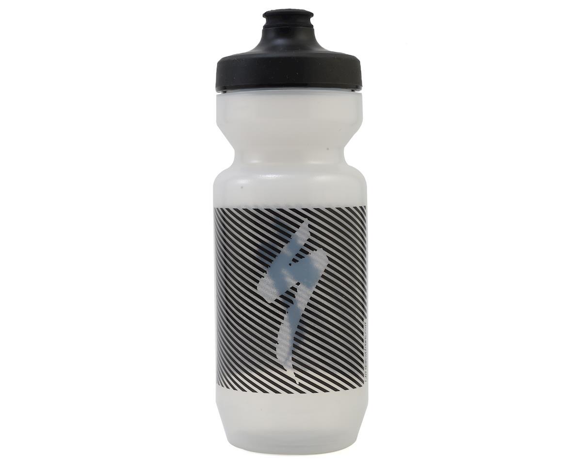 Specialized Purist WaterGate Water Bottle - Grasslands (Translucent) (22 OZ)