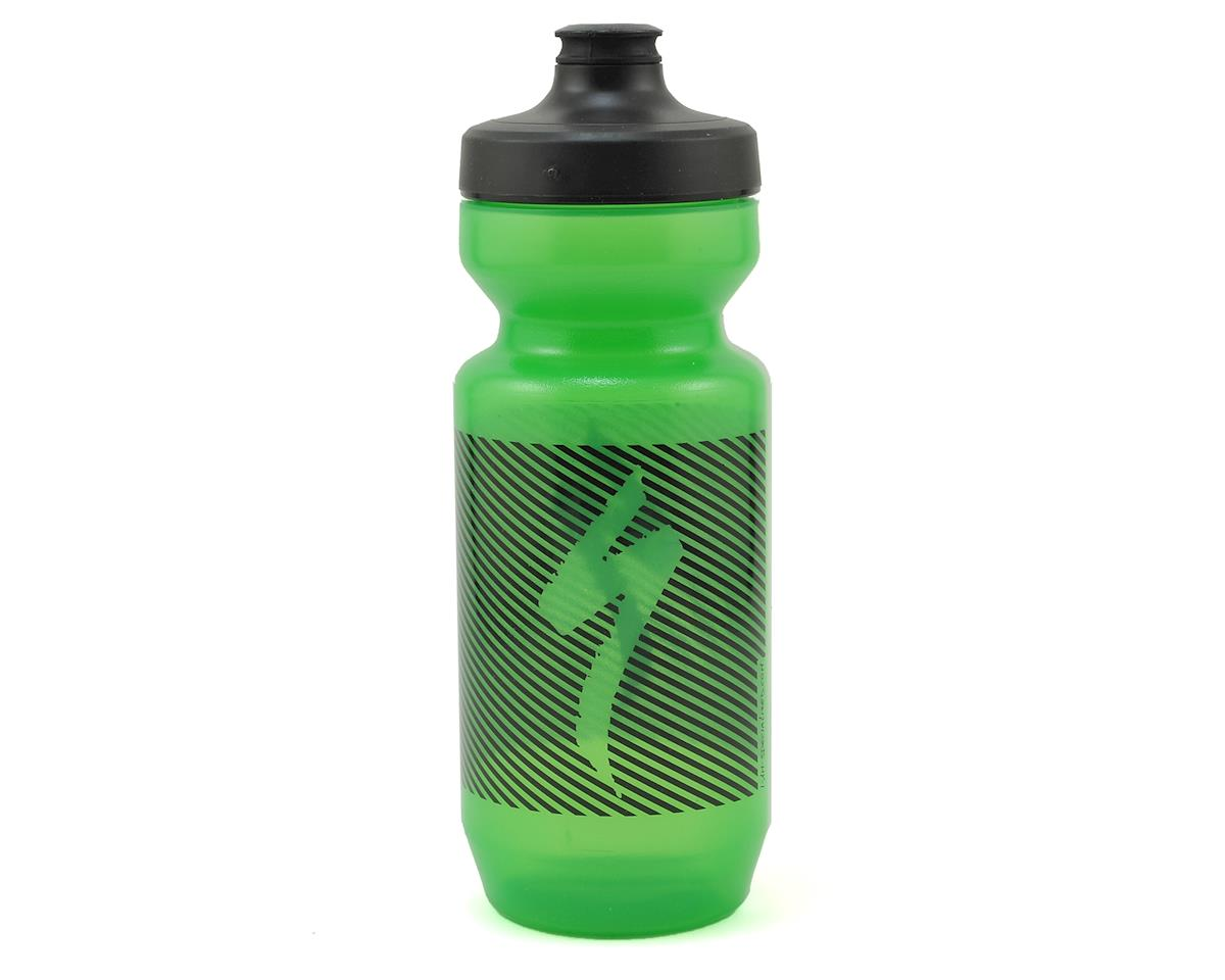 Specialized Purist WaterGate Bottle (22oz) (Tinted Green)