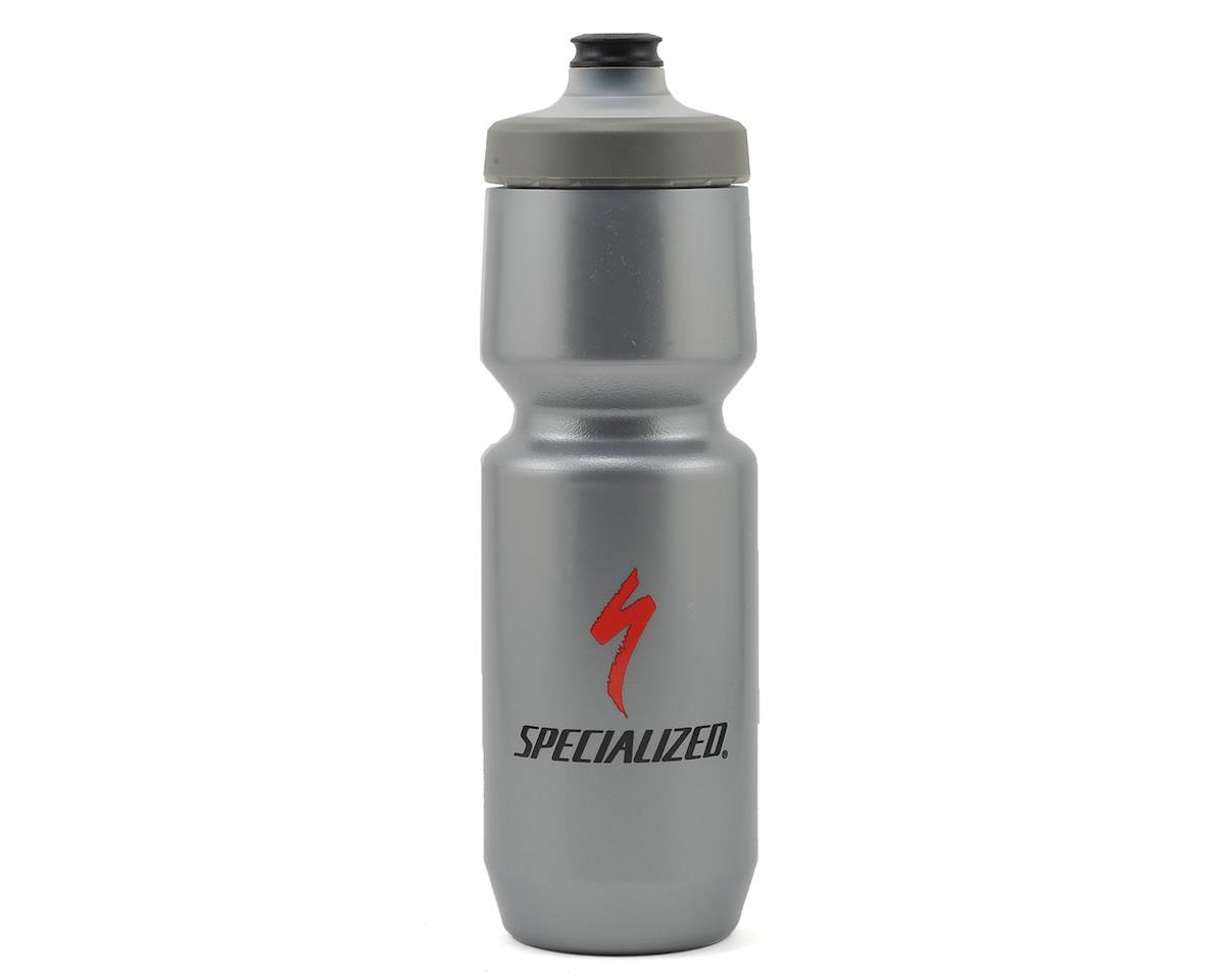 Specialized Purist Water Gate Bottle (Silver) (26oz)