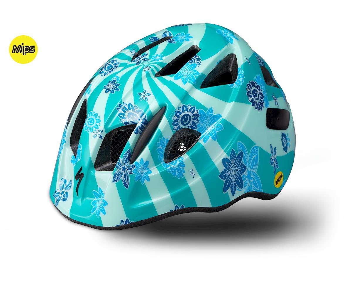 Specialized Mio Helmet (Acid Mint Swirl) (Toddler)
