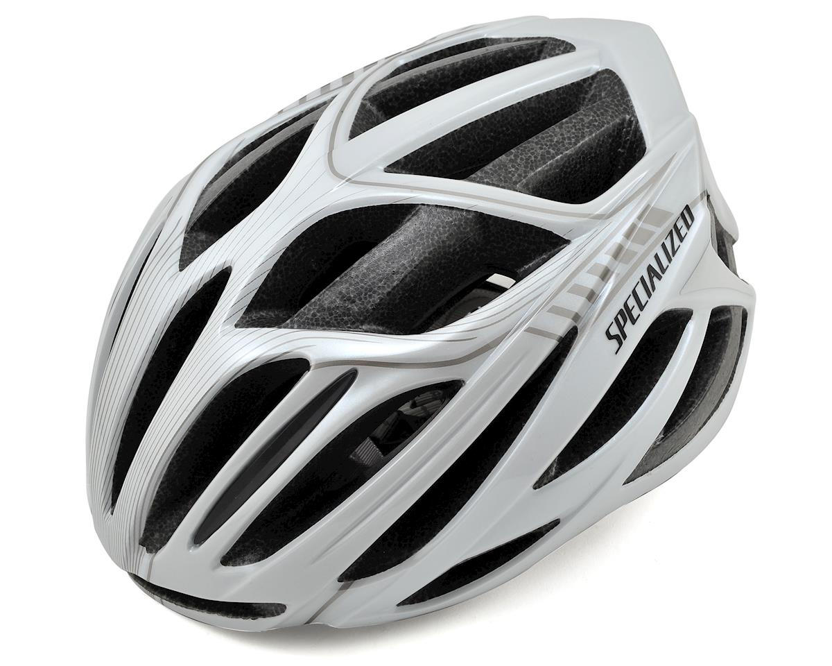 Specialized Echelon II Road Helmet (White) (M)