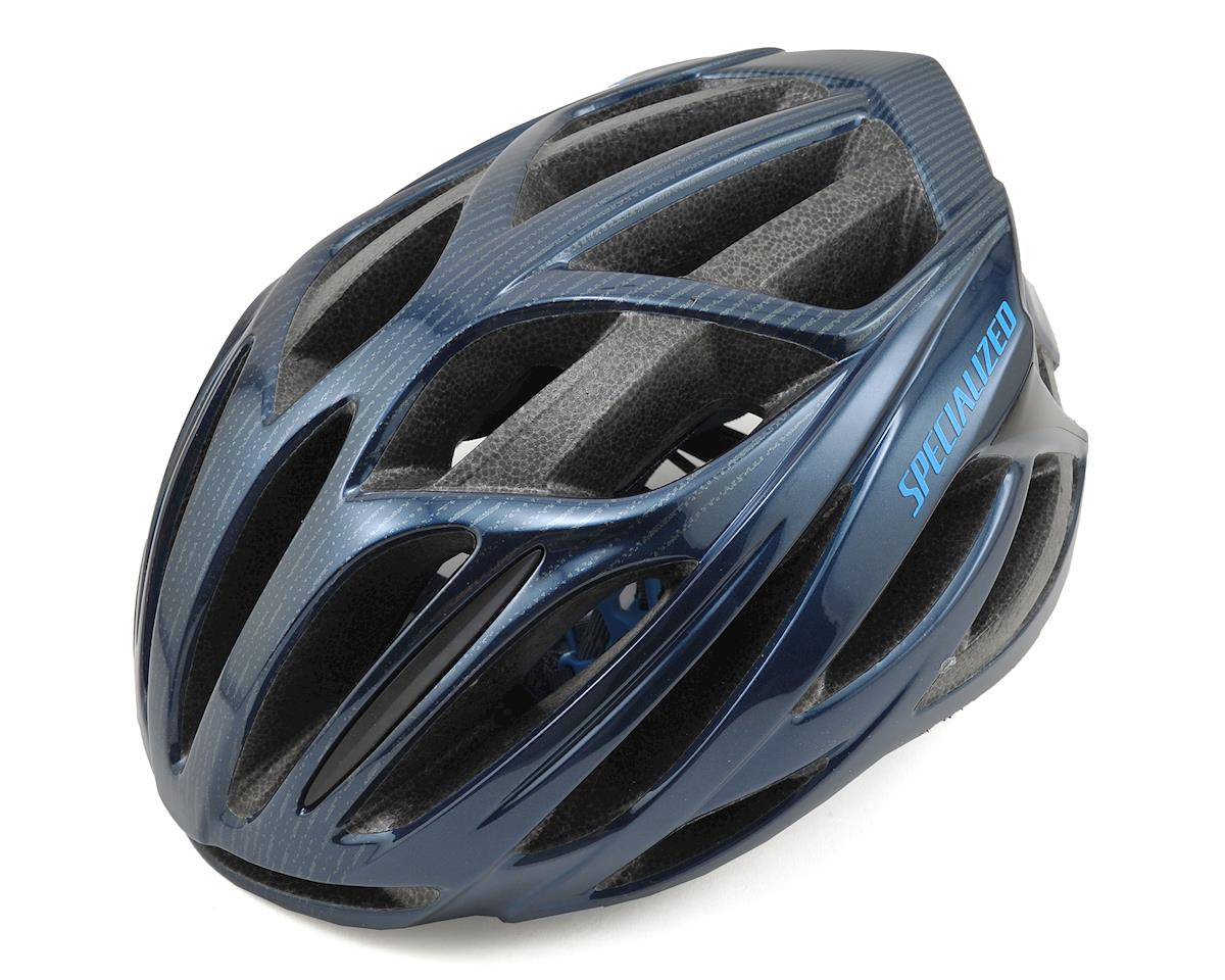 Specialized Echelon II Road Helmet (Navy/Neon Blue)