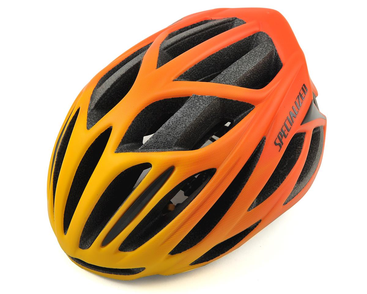 Specialized 2018 Echelon II Road Helmet (Gallardo Orange Fade) (S)