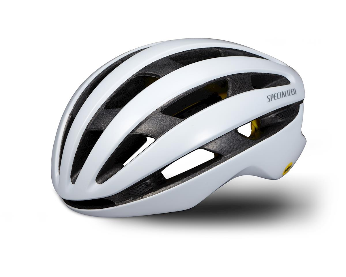 Specialized Airnet Road Bike Helmet w/MIPS (Gloss White)