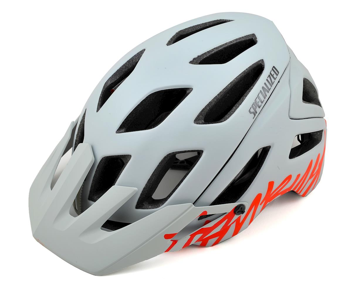 Specialized 2016 Ambush MTB Helmet (White Logo)