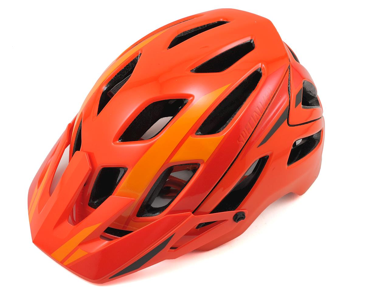 Specialized Ambush MTB Helmet (Moto Orange/Speed-Streak)