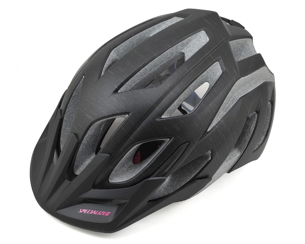 Specialized Andorra Women's MTB Helmet (Black/Pink)