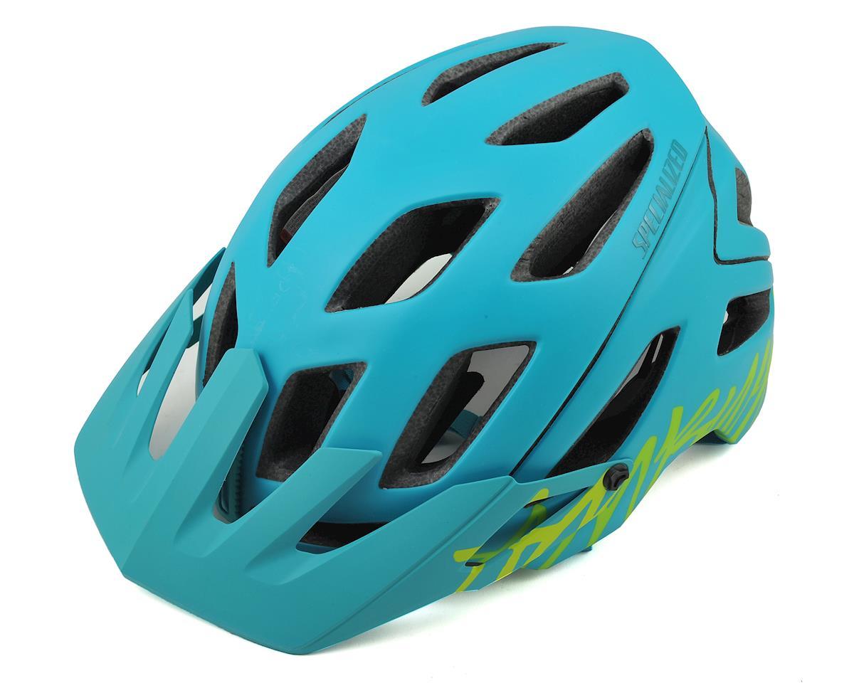 Specialized 2016 Ambush MTB Helmet (Turquoise/Hyper)