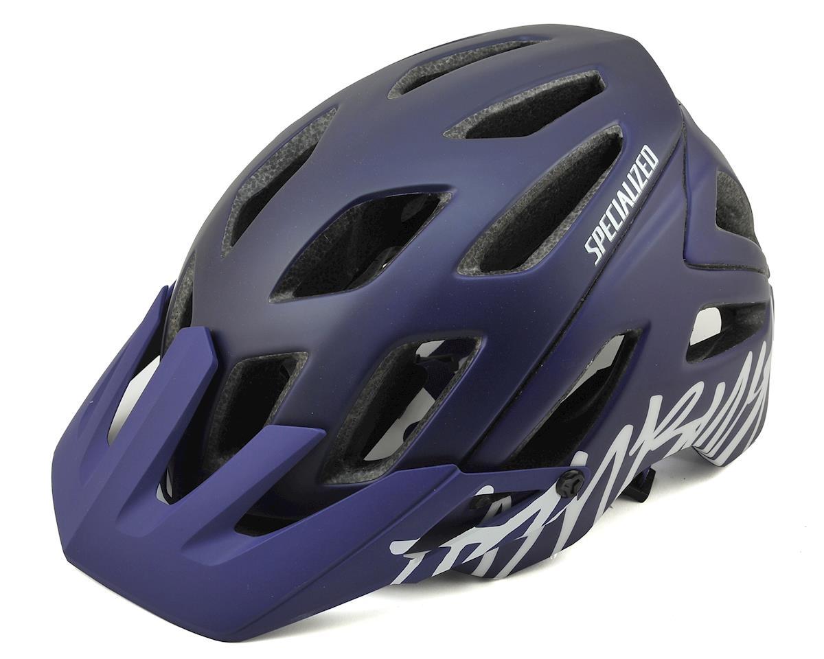 Specialized 2017 Ambush MTB Helmet (Indigo Logo)