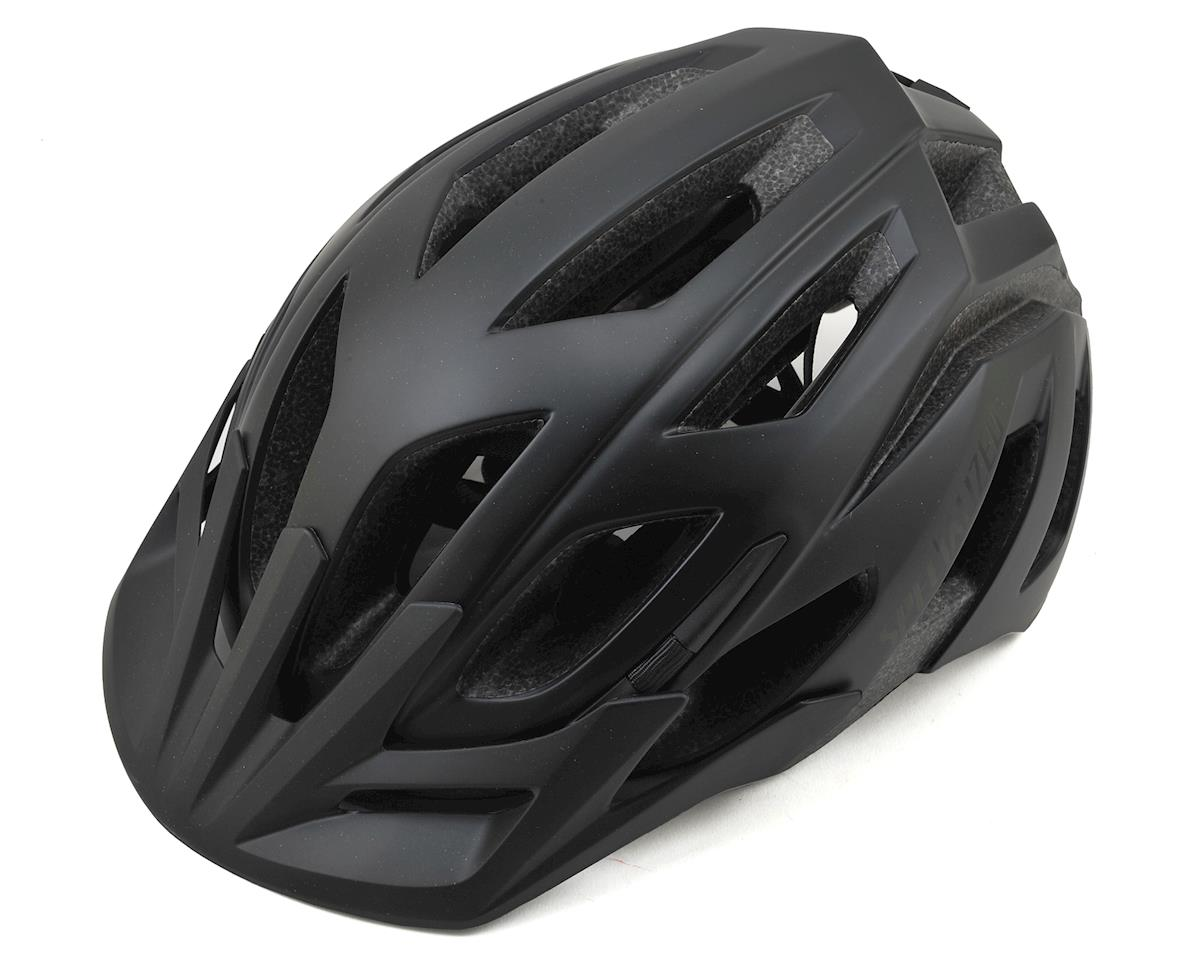 Specialized Tactic II MTB Helmet (Black Clean)