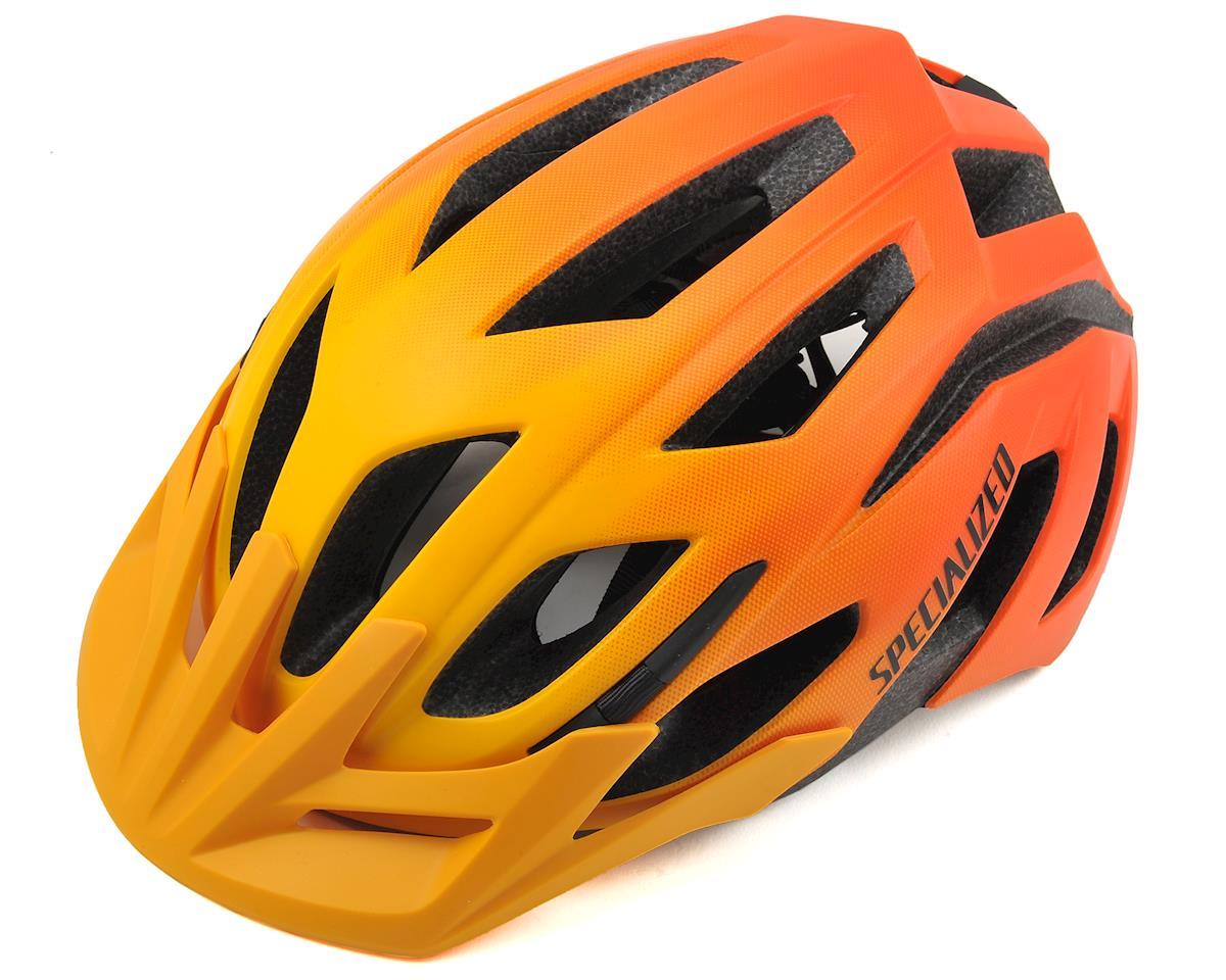 Specialized Tactic II MTB Helmet (MX Orange Fade)