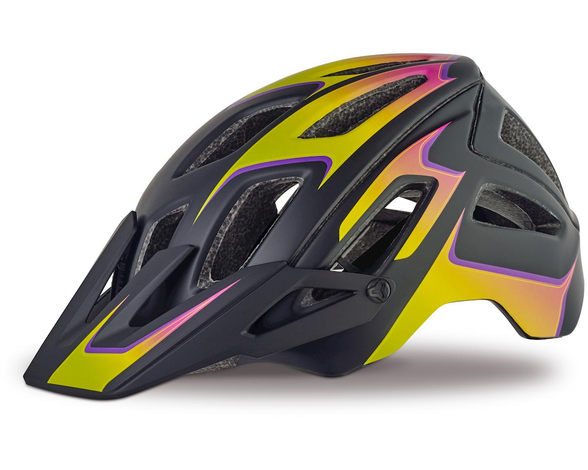 Specialized Ambush Mountain Bike Helmet Matte Dynamite Panther Brand New in Box