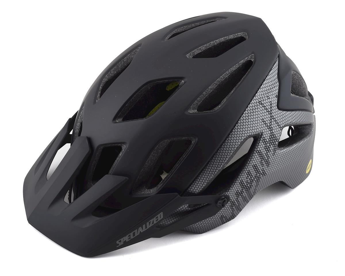 Specialized Ambush 2019 Mountain Bike Helmet w/MIPS & ANGi (Matte Black)