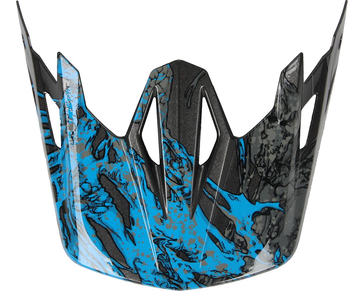 Specialized Dissident Visor (Neon Blue Zombie) (ONE SIZE)