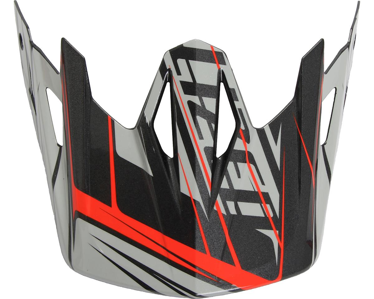 Specialized Dissident Visor (Dirty White/Rocket Red Octane)