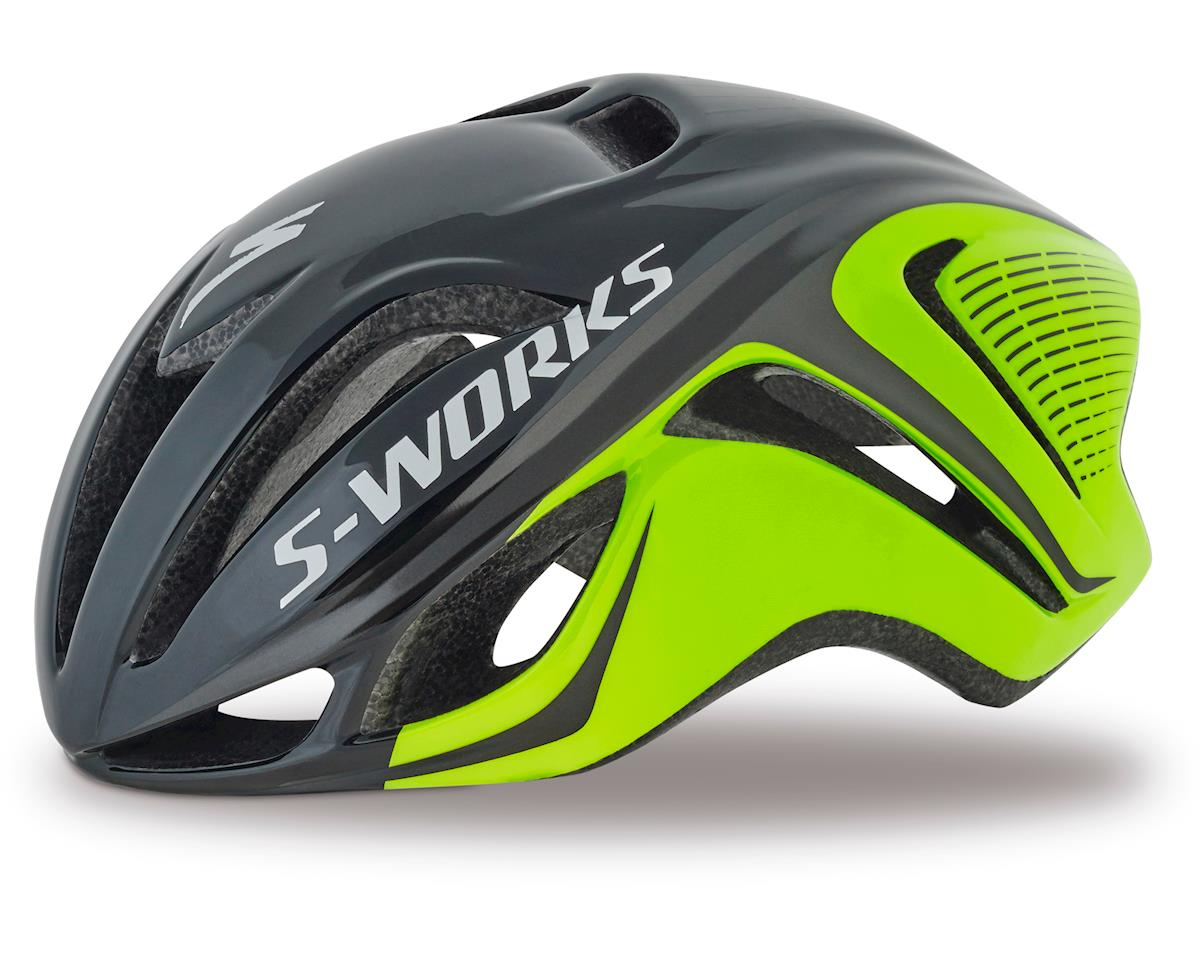 Specialized S-Works Evade Tri (Hyper Green/Black) (S)