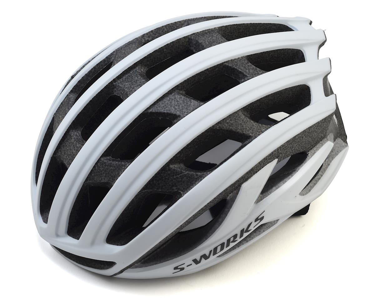 Specialized S-Works Prevail II Road Helmet (Gloss White)