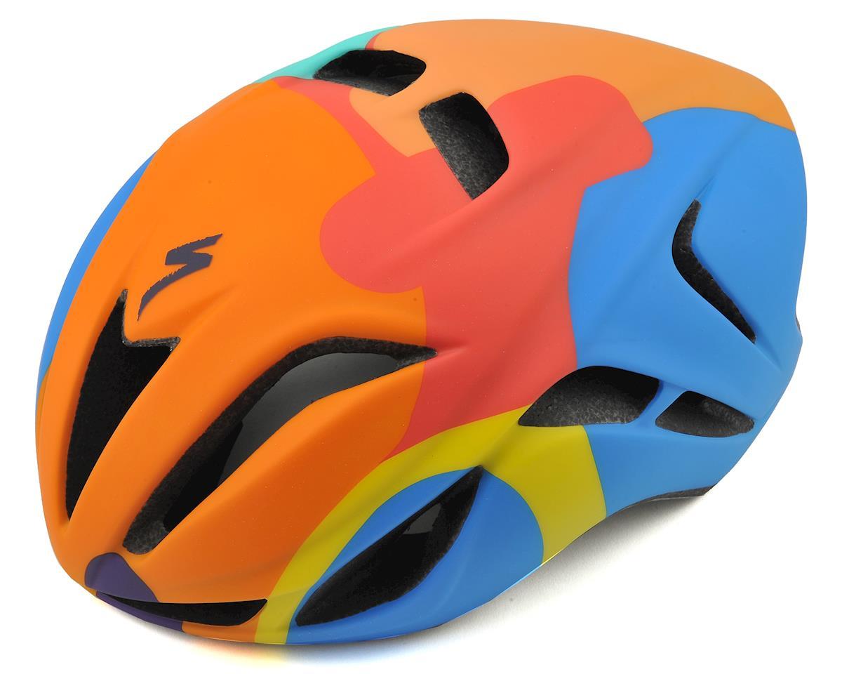 S-Works Evade LTD Edition Helmet (Red Hook)
